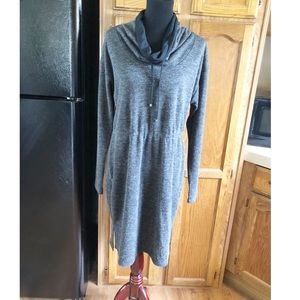 Simply Vera Wang Cowl Neck Dress Size Large